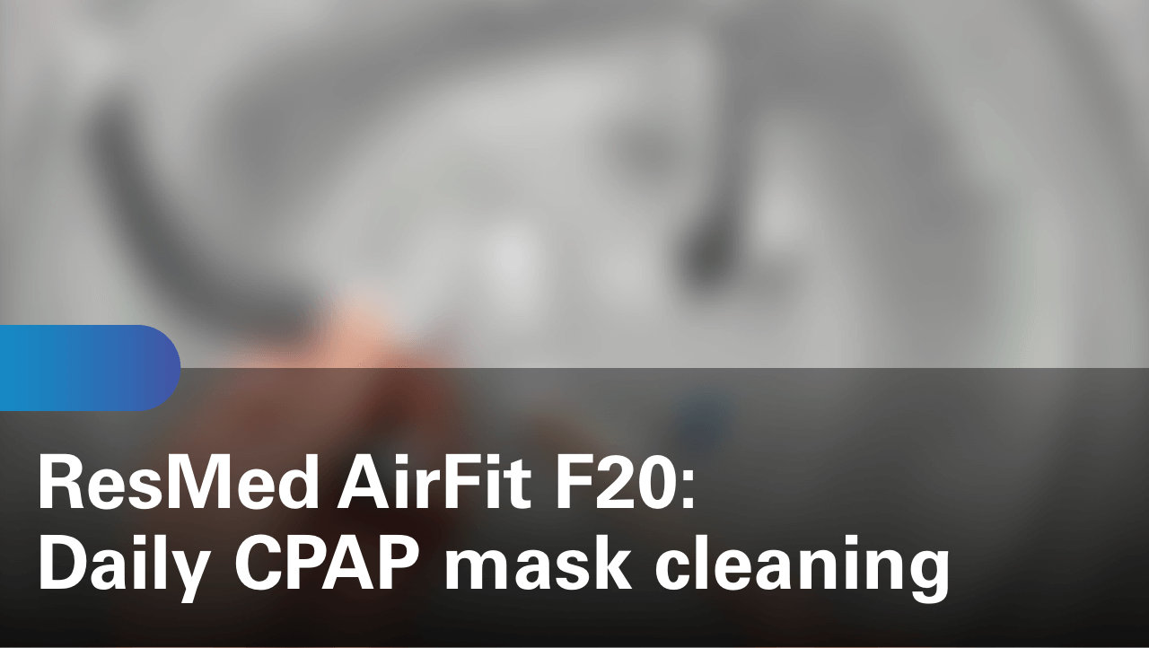 sleep-apnea-airfit-f20-daily-cpap-mask-cleaning