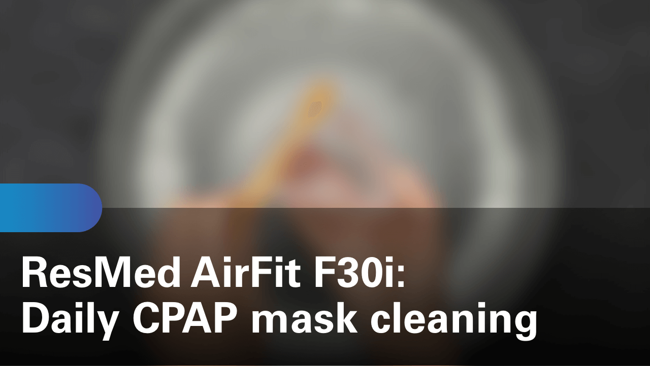 sleep-apnea-airfit-f30i-daily-cpap-mask-cleaning