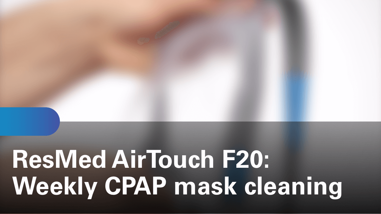 sleep-apnea-airtouch-f20-weekly-cpap-mask-cleaning