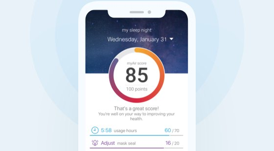sleep-apnea-products-list-myAir-app